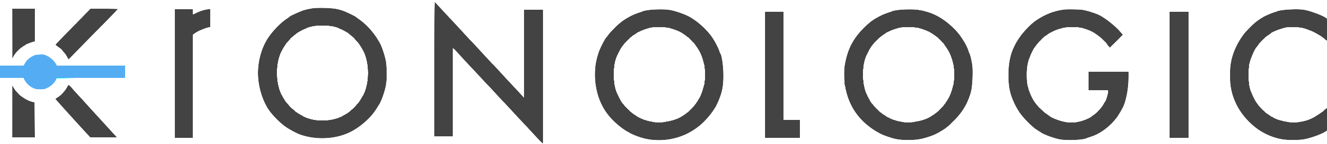 Kronologic High Res PNG Logo with Transparency